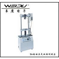 电动立式双柱测试台WD-5000 电子万能试验机 电动测试台