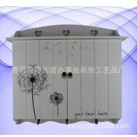 电表箱厂家直销 木制装饰箱 蒲公英配电箱 田园风格遮挡箱