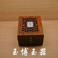 高档镂空珍藏品挂件吊坠盒子 厂家直销木质镂空包装盒批发