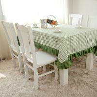 新款促销格子台布彩条子桌布结实耐用餐桌布家居餐厅通用盖布