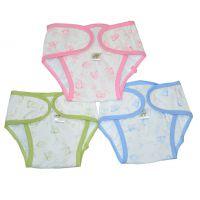 富婴坊 布尿裤 全棉防漏尿裤 新生儿 婴儿用品