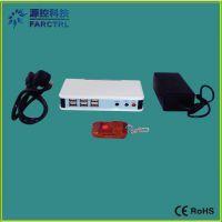 供应源控 多功能智能展品防盗器 电信联通营业厅防盗器 6口主机