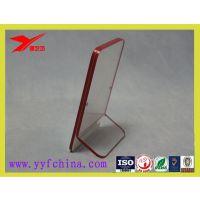 深圳亚克力方形透明相框相架 有机玻璃强磁相框加工厂家 开来图定制 深圳前3加工厂