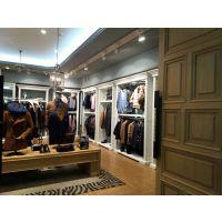 上海服装展柜制作 服装道具设计制作 服装店设计装修