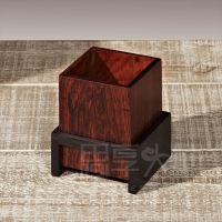 高端礼品团购礼品个性化设计定制,红木笔筒,红木高档办公用品
