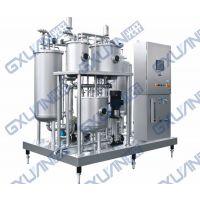 汽水混合机|饮料混合机|碳酸饮料混合机|廊坊光轩包装机械公司