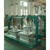 专业生产 铝模铸造设备 鞋铝模铸造台 模具浇铸台