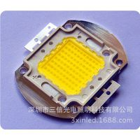 80W集成光源采用光宏45MIL芯片 10串8并 正白6000K 价格优惠