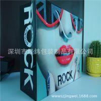上海厂家供应 定做各样手提纸袋/服装手提袋/饰品保健品礼品袋