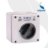 工厂直销SP-56SW340防水隔离开关 3极40A工业澳式开关 隔离开关