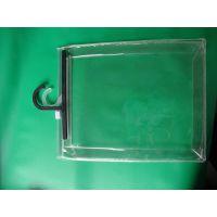 苍南厂家新款出售 PVC立体拉链胶袋 透明塑胶礼品袋 电压胶袋