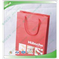 儿童服装购物包装袋 童装购物手提袋 手提纸袋定做批发