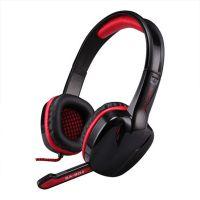 赛德斯 SA-904 电脑耳机带麦克风 游戏专用 头戴式耳麦 7.1 声道