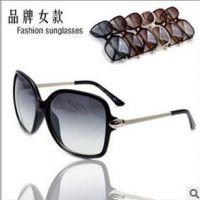 经典时尚款女士偏光太阳镜 2014墨镜/推荐款/3182防紫外线眼镜