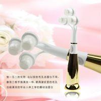 THB洁面刷 韩国洗脸神器智能3头洁面仪器 专利产品 去角质洁面刷