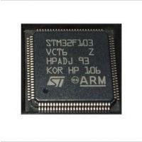 STM32F系列单片机 STM32F103VCT6  LQFP100  STM32 全新正品原装