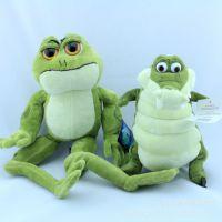 毛绒玩具 公主与青蛙 青蛙王子和鳄鱼 生日礼物 情人节礼物 礼品