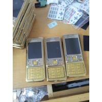 批发Nokia/诺基亚6300原装正品行货土豪金大声音QQ老年人备用手机