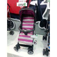 好孩子小龙哈彼伞车 LD329-M 全蓬轻便折叠可平躺婴儿推车