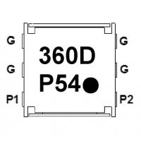 贴片隔离器 IL05DR3600ABE 频率3500-3700MHz 电子材料
