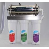 供应3+1大流量净水器 600L中央净水器 超滤直饮机 全屋净水器