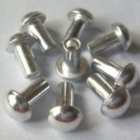 供应6063合金铝铆钉、5052合金铝柳钉 铝卯钉 五金紧固件铆钉