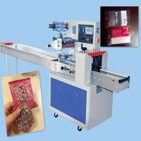 【专业定制】川越全自动米果包装机设备 糖果自动包装机 保修一年
