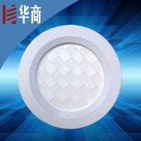 技术工厂科技新款LED格子面板超薄筒灯 HST1208X照明通用