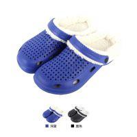 棉拖鞋2014新款冬季保暖棉拖鞋 包跟棉拖新款拖鞋 秋冬天家居拖鞋