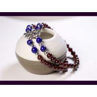 招商加盟,水晶坊珠宝加盟,石榴石手链