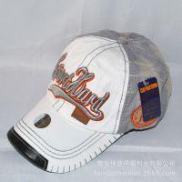 2015春季新款Hard Caps Sport Hard刺绣拼色六片棒球帽户外太阳帽