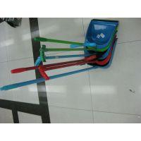 供应套装垃圾铲,塑料畚箕.塑料扫帚、不锈钢畚箕