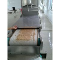 供应贝壳烘干机 贝壳粉灭菌机—浩铭微波灭菌烘干机