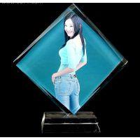 影楼专用高精度婚纱照片打印机,个性玻璃 水晶 木板壁画印花机