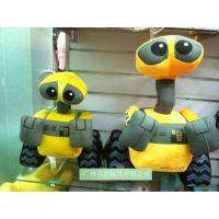 机器人总动员瓦力 Walle  正版尾货批发 毛绒玩具 45cm
