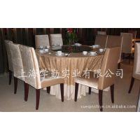 【厂家直销】酒店桌,时尚餐桌,酒店桌子-c003