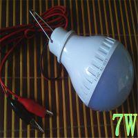 led低压球泡灯 12V—85V通用地摊夜市电瓶球泡灯