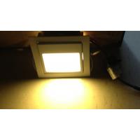 86型四方LED地脚灯,铁扣式地脚灯
