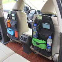 双层600D 250g 皮革边车用收纳/置物/椅背袋 彩盒+0.5 05年经典款