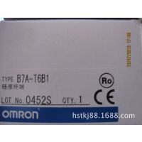 【假一赔百】欧姆龙OMRON模块B7A-T6B1