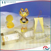 专业生产环保型PP折盒 PVC彩印包装盒 PET胶盒