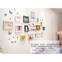 厂家直销  淘宝畅销 创意组合 照片墙 自由diy包邮