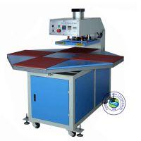 供应40*40全自动气动四工位烫画机 气动热转印烫画机 热转印机