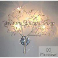 供应花树墙灯|创意壁灯|实用插电宝宝小夜灯|现代简约卧室灯|灯饰批发