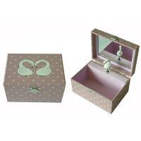 厂家销 纸盒 音乐盒 首饰包装盒 礼品盒 木制八音盒 加工生产订制