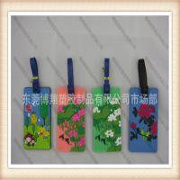 中国风系列精美pvc软胶行李牌  disney公仔卡通系列 软胶行李牌