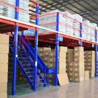 阁楼货架 重型货架 货架厂家 专业定制仓储架 免费上门设计