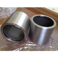 钢基铜塑复合轴承/FZ-8增强改性聚甲醛轴套/钢基铜塑FZ-2轴套滑动轴承