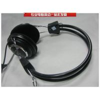 易麦A6060 ERMIC 电脑 带调音 黑色 家用游戏耳麦耳机