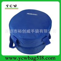供应深圳龙岗厂家订做 生产 午餐包 保温桶包 冰桶包 可加印 LOGO